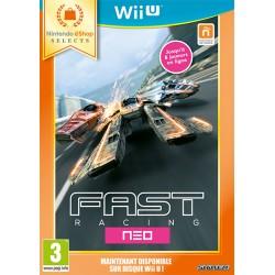 WIU FAST RACING NEO - Jeux Wii U au prix de 9,95€