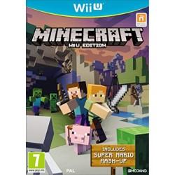 WIU MINECRAFT - Jeux Wii U au prix de 19,95€