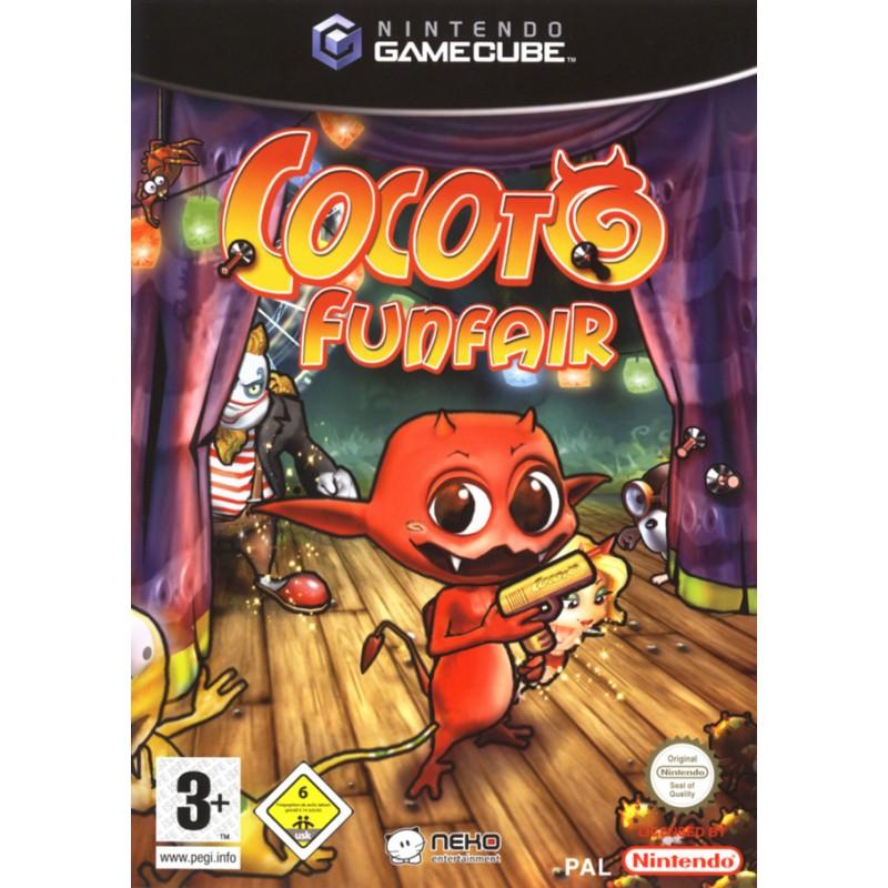 GC COCOTO FUNFAIR - Jeux GameCube au prix de 7,95€