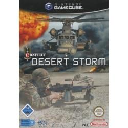 GC CONFLICT DESERT STORM - Jeux GameCube au prix de 7,95€