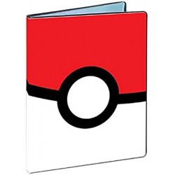 PORTFOLIO A4 POKEMON POKEBALL 180 CASES - Cartes à collectionner ou jouer au prix de 12,95 €