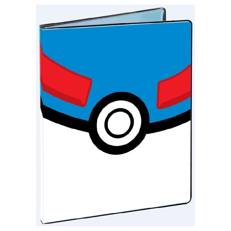 PORTFOLIO A4 POKEMON SUPERBALL 180 CASES - Cartes à collectionner ou jouer au prix de 12,95 €