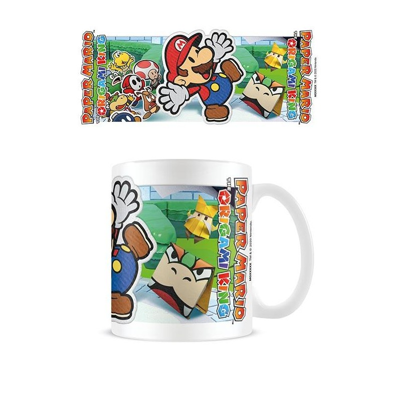 MUG PAPER MARIA ORIGAMI KING 315ML - Mugs au prix de 9,95€