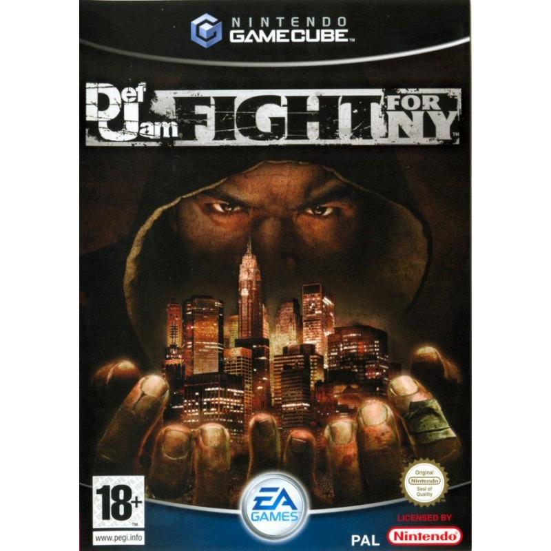 GC DEF JAM FIGHT FOR NY - Jeux GameCube au prix de 49,95€