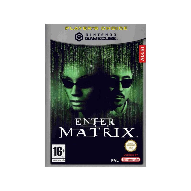 GC ENTER THE MATRIX (CHOIX DES JOUEURS) - Jeux GameCube au prix de 4,95€