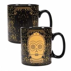 MUG STAR WARS THERMIQUE C3PO 320ML - Mugs au prix de 12,95€