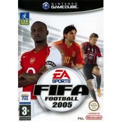 GC FIFA 2005 (CHOIX DES JOUEURS) - Jeux GameCube au prix de 2,95€