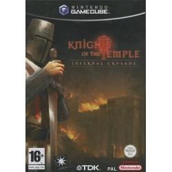 GC KNIGHTS OF THE TEMPLE - Jeux GameCube au prix de 12,95€