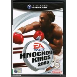GC KNOCKOUT KINGS 2003 - Jeux GameCube au prix de 4,95€