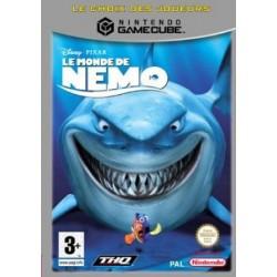GC LE MONDE DE NEMO (CHOIX DES JOUEURS) - Jeux GameCube au prix de 4,95€