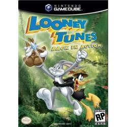 GC LOONEY TUNES BACK IN ACTION (SANS NOTICE) - Jeux GameCube au prix de 9,95€