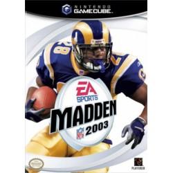 GC MADDEN 2003 - Jeux GameCube au prix de 2,95€