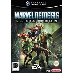 GC MARVEL NEMESIS - Jeux GameCube au prix de 12,95€