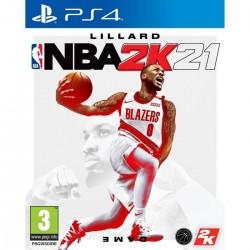 PS4 NBA 2K21 - Jeux PS4 au prix de 49,95€