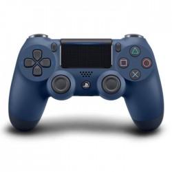 MANETTE DUALSHOCK PS4 MIDNIGHT BLUE - Accessoires PS4 au prix de 64,95€