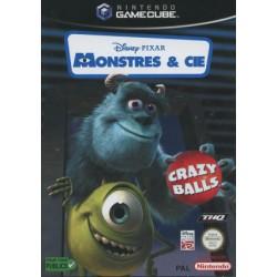 GC MONSTRES ET CIE CRAZY BALLS - Jeux GameCube au prix de 9,95€