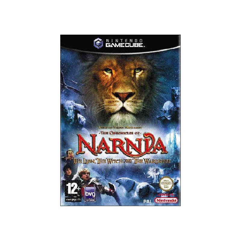 GC NARNIA - Jeux GameCube au prix de 4,95€