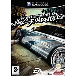 GC NEED FOR SPEED MOST WANTED - Jeux GameCube au prix de 9,95€