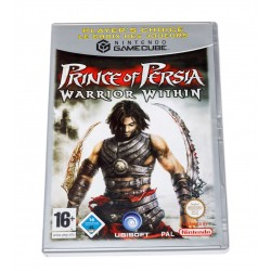 GC PRINCE OF PERSIA WARRIOR WITHIN (CHOIX DES JOUEURS) - Jeux GameCube au prix de 4,95€