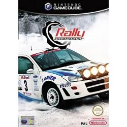 GC RALLY CHAMPIONSHIP - Jeux GameCube au prix de 6,95€