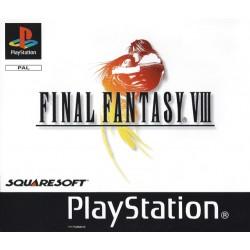 PSX FINAL FANTASY 8 - Jeux PS1 au prix de 19,95€