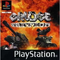 PSX GRUDGE WARRIORS - Jeux PS1 au prix de 6,95€