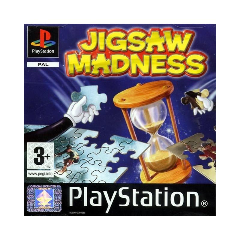 PSX JIGSAW MADNESS - Jeux PS1 au prix de 6,95€