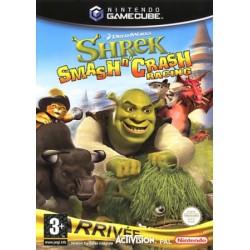 GC SHREK SMASH N CRASH RACING - Jeux GameCube au prix de 9,95€