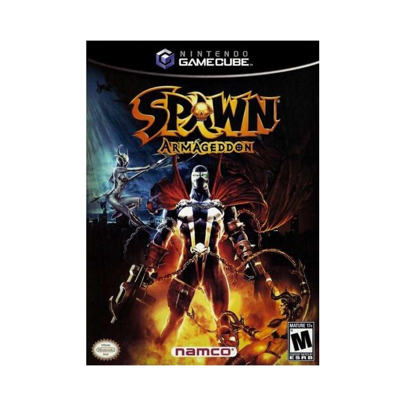 GC SPAWN ARMAGEDDON (SANS NOTICE) - Jeux GameCube au prix de 14,95€