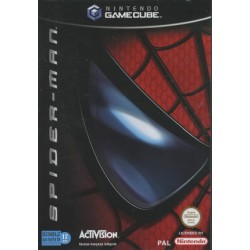 GC SPIDER MAN THE MOVIE - Jeux GameCube au prix de 6,95€