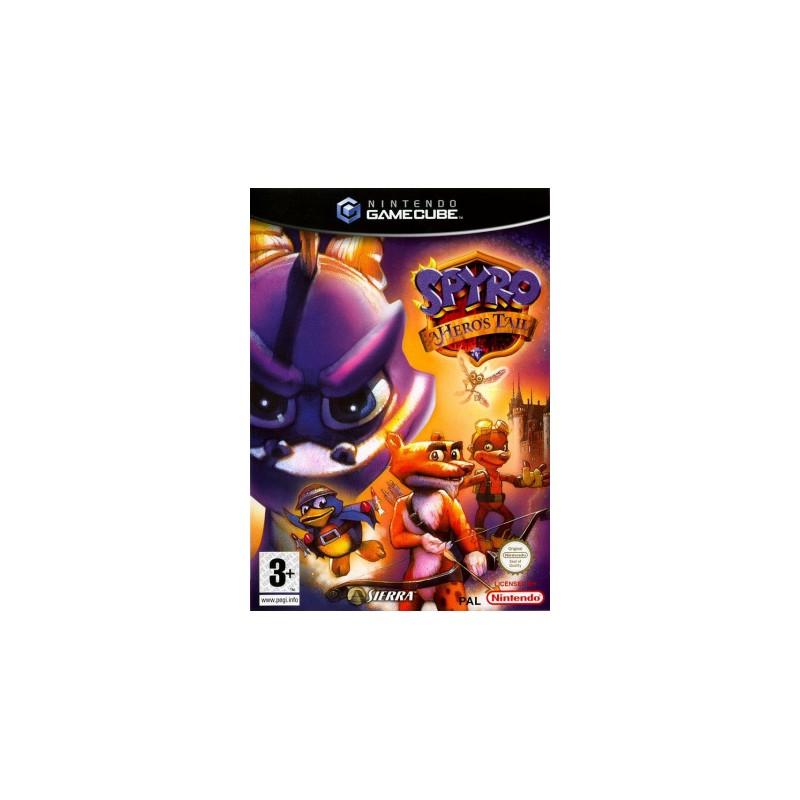 GC SPYRO A HERO S TAIL (SANS NOTICE) - Jeux GameCube au prix de 9,95€