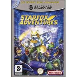 GC STAR FOX ADVENTURE (LE CHOIX DES JOUEURS) - Jeux GameCube au prix de 19,95€