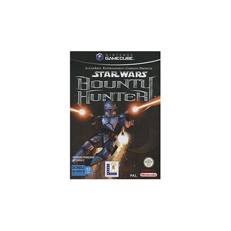 GC STAR WARS BOUNTY HUNTER - Jeux GameCube au prix de 14,95€