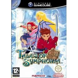 GC TALES OF SYMPHONIA (SANS NOTICE) - Jeux GameCube au prix de 14,95€