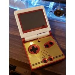 CONSOLE GAME BOY ADVANCE SP EDITION FAMICOM 20TH ANNIVERSARY (IMPORT JAP) - Consoles Game Boy Advance au prix de 189,95€