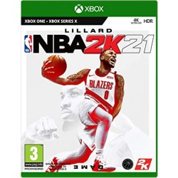 XONE NBA 2K21 - Jeux Xbox One au prix de 64,95€