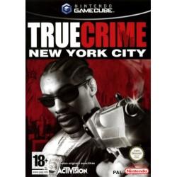 GC TRUE CRIME NEW YORK CITY - Jeux GameCube au prix de 6,95€