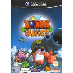 GC WORMS BLAST - Jeux GameCube au prix de 9,95€