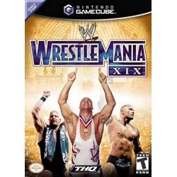 GC WRESTLEMANIA XIX - Jeux GameCube au prix de 19,95€
