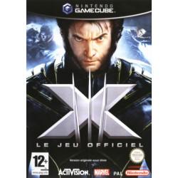 GC X MEN LE JEU OFFICIEL - Jeux GameCube au prix de 9,95€