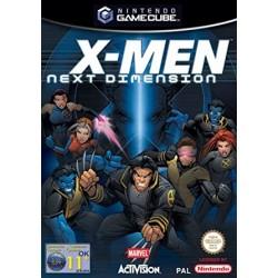 GC XMEN NEXT DIMENSION (UKV) - Jeux GameCube au prix de 4,95€