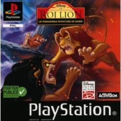 PSX LE ROI LION - Jeux PS1 au prix de 6,95€