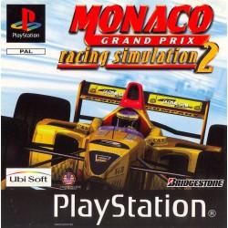 PSX MONACO GP 2 - Jeux PS1 au prix de 2,95€