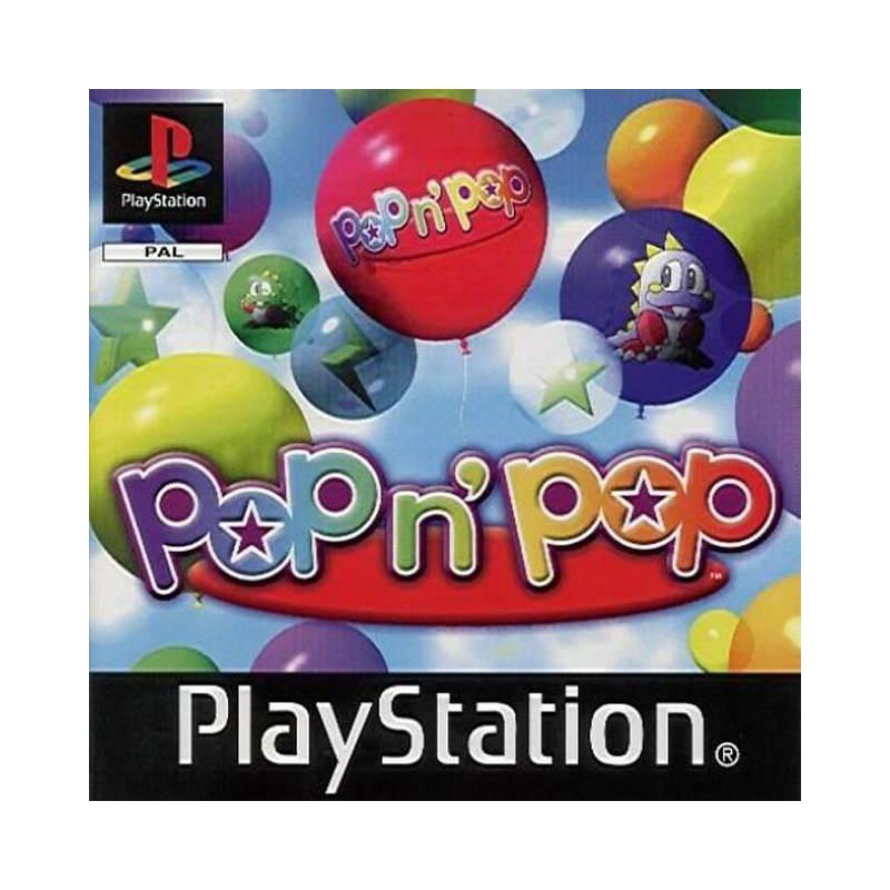 PSX POP N POP - Jeux PS1 au prix de 4,95€