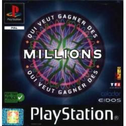 PSX QUI VEUT GAGNER DES MILLIONS - Jeux PS1 au prix de 2,95€