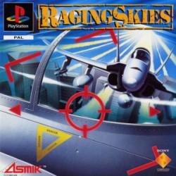 PSX RACING SKIES - Jeux PS1 au prix de 4,95€