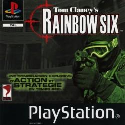 PSX RAINBOW SIX - Jeux PS1 au prix de 3,95€