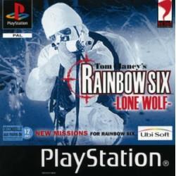 PSX RAINBOW SIX LONE WOLF - Jeux PS1 au prix de 2,95€