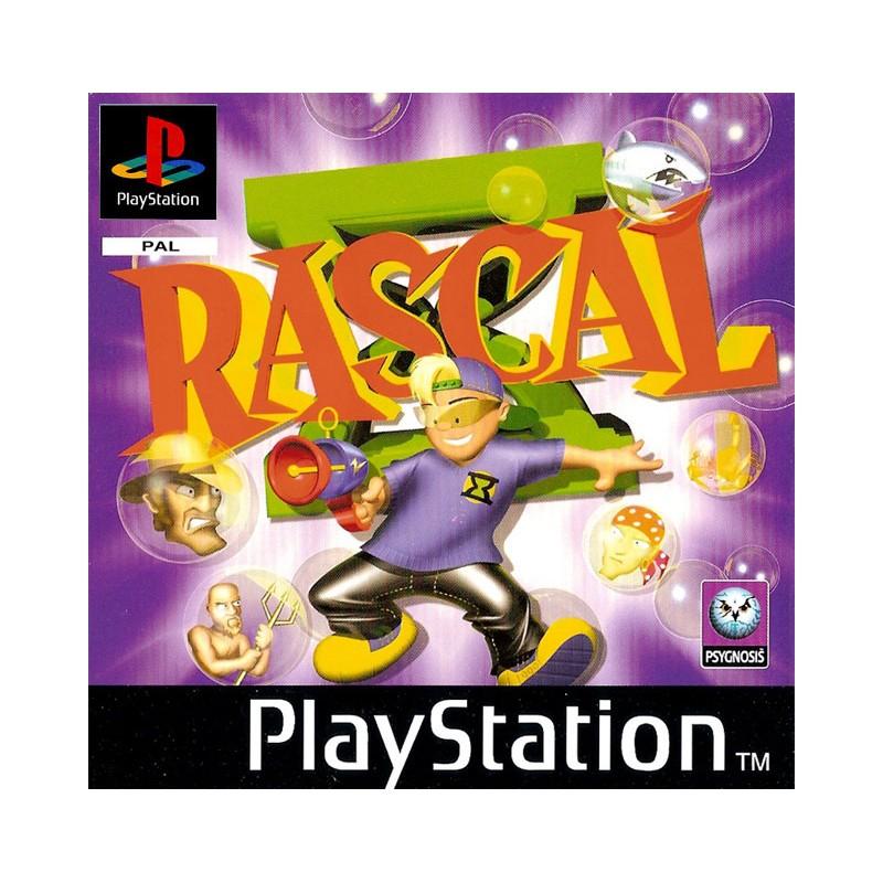 PSX RASCAL - Jeux PS1 au prix de 4,95€