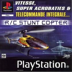 PSX RC STUNT COPTER - Jeux PS1 au prix de 3,95€